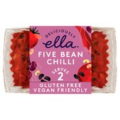 Deliciously Ella Five Bean Chilli