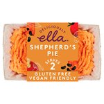 Deliciously Ella Sweet Potato & Black Bean Shepherd's Pie