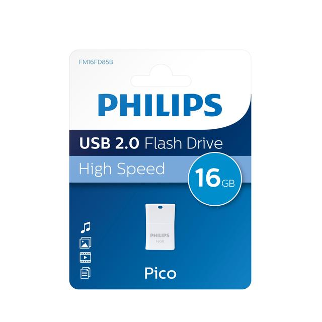 Philips USB 2.0 16GB Pico Edition
