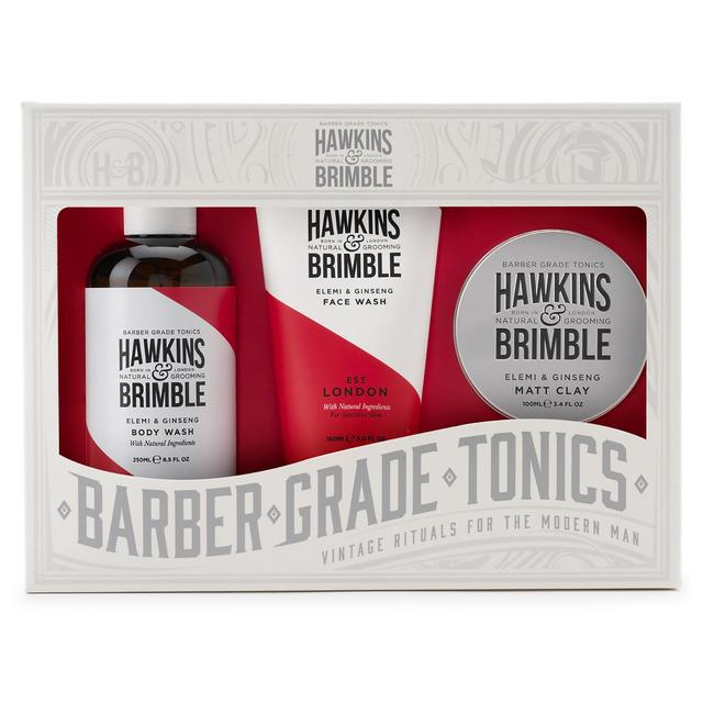 Hawkins & Brimble Root To Tip Bodycare Gift Set