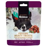 Webbox Festive Dog Pigs in Blankets Meaty Treats