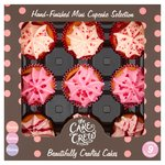 Beautifully Crafted Mini Fruit Cupcake Platter