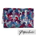 Paperchase Unicorn Clear Wash Bag