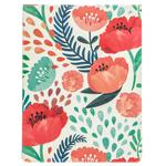 Graphique De France Vintage Floral Pocket Notes