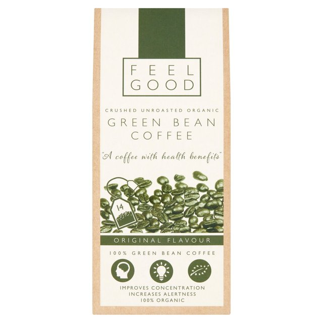 Green beans coffee and tea