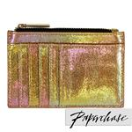 Paperchase Pass Case, Gold