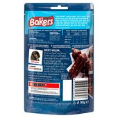 Bakers Meaty Cuts Sausages Dog Treats Meat