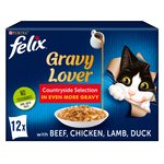 Felix As Good As It Looks Cat Food Gravy Meat