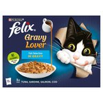 Felix As Good As It Looks Cat Food Gravy Fish