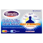 Benylin Cold & Flu Day & Night Caps
