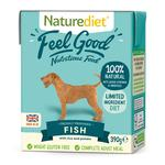 Naturediet Feel Good Fish Complete Wet Dog Food