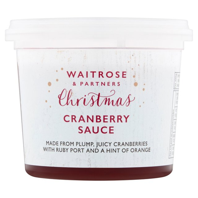 dd3527a1cbb0 Cranberry   Port Sauce Waitrose from Ocado