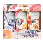 Vintage & Co. Pattern & Petals Mini Hand Cream Set