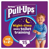 Huggies Night-Time Pull-Ups Medium Blue Disney Design