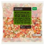 Waitrose Cooks' Ingredients Fine Cut Mediterranean Vegetable Mix