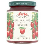 Darbo Sour Cherry Jam 70% Fruit