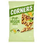 Corners Pop Veggie Corn, Peas & Bean Sea Salt