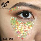 Beauty Blvd Premium Stardust Face Glitter, Space Cadet