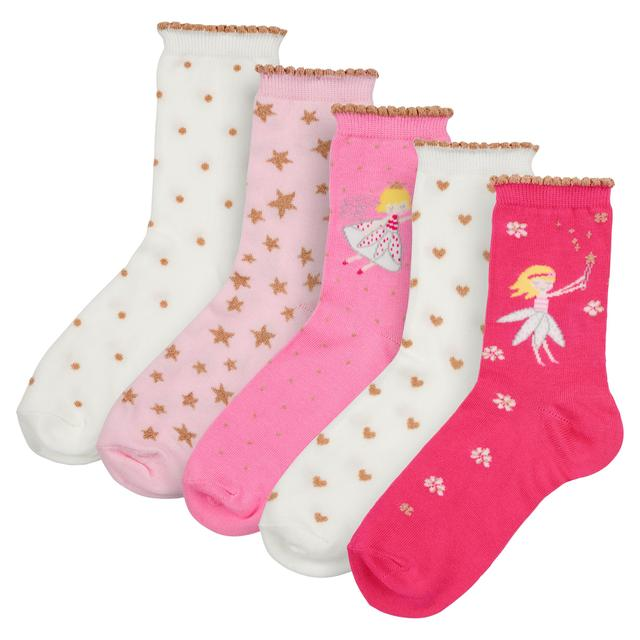 Waitrose Mini Fairy Socks