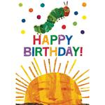 The Hungry Caterpillar Birthday Sunshine Greeting Card