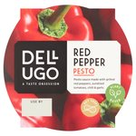 Dell'Ugo Fresh Red Pepper Pesto