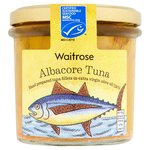 Waitrose Albacore Tuna in Olive Oil