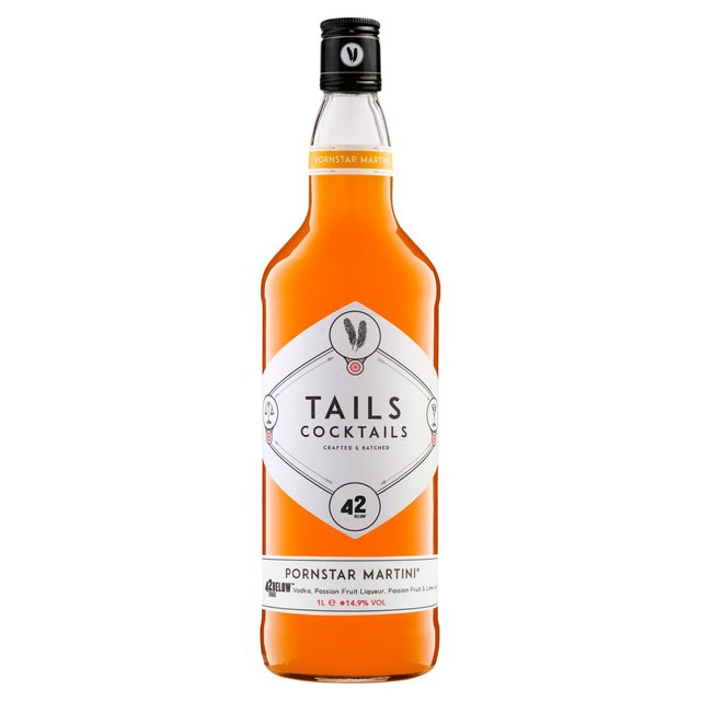 Tails Pornstar Martini Cocktail | Ocado