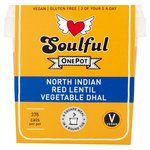 Soulful North Indian Vegetable Dhal