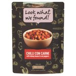 Look What We Found Beef Chilli Con Carne