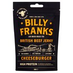Billy Franks Cheeseburger Beef Jerky