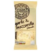 Pizza Express Mozzarella Garlic Bread