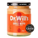 Dr Will's Spicy Mayonnaise