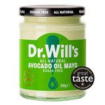 Dr Will's Avocado Oil Mayonnaise