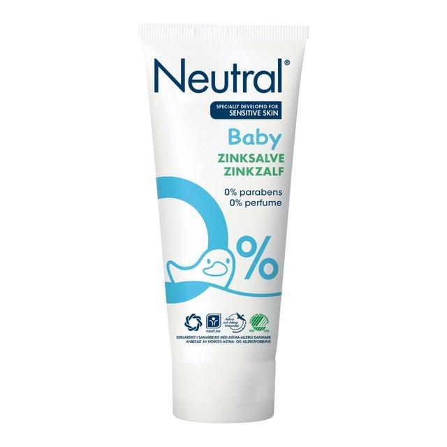 neutral baby zinksalve