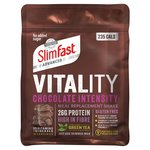 SlimFast Vitality Chocolate Intensity Powder