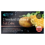 BigFish Smoked Haddock Fish Cakes