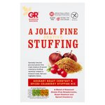 Gordon Rhodes Gourmet Roast Chestnut & Spiced Cranberry Stuffing Mix
