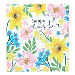 Caroline Gardner Happy Easter Floral Card