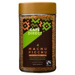 Cafedirect Fairtrade Machu Picchu Peru Instant Coffee