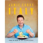 Jamie Cooks Italy, by Jamie Oliver