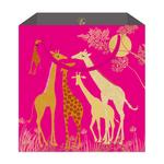 Sara Miller Giraffe Gift Bag, Medium