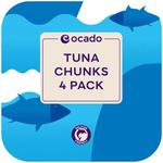Ocado Tuna Chunks in Spring Water