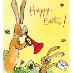 Quentin Blake Loud Bunny Easter Cards