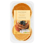 Waitrose  8 Pancakes Buttermilk