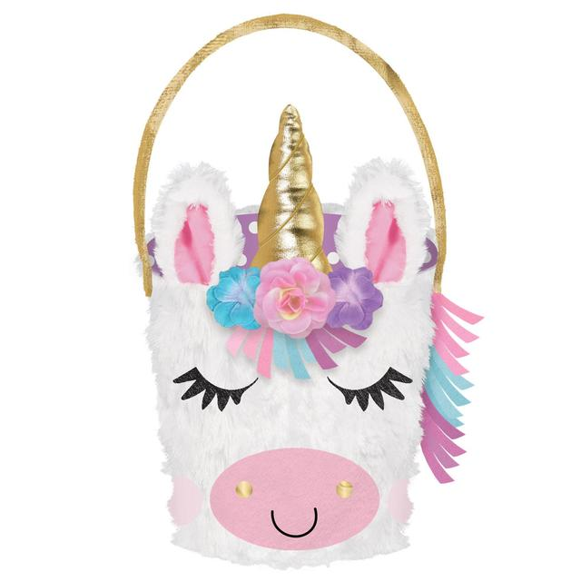 Unicorn Easter Egg Basket
