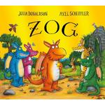 Zog Christmas, By Julia Donaldson