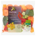 Waitrose Cooks Vegetable Mix