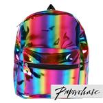 Paperchase Rainbow Backpack