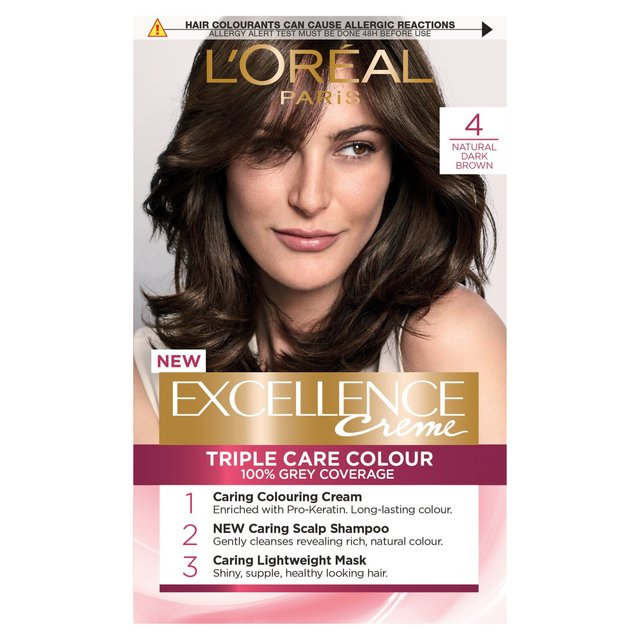 L39Oreal Excellence Natural Dark Brown 4 From Ocado