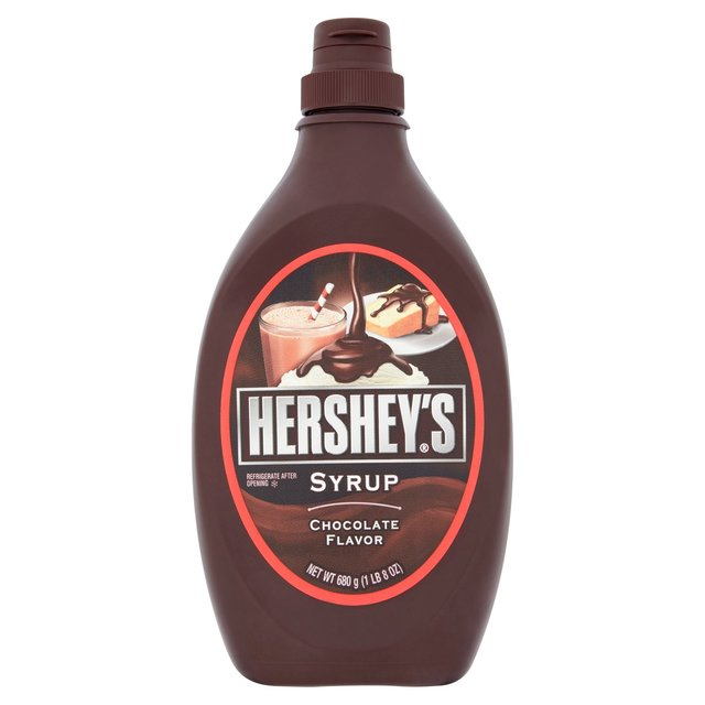 Hershey's Chocolate Squeezy Syrup